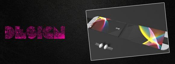 Design: Un Nouveau concept de baladeur mp3 1