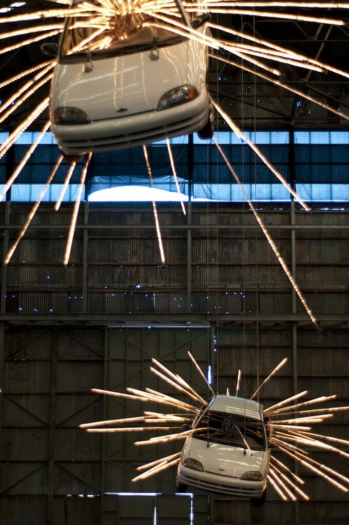 Cai Guo-Qiang - Inopportune : Stage One 6