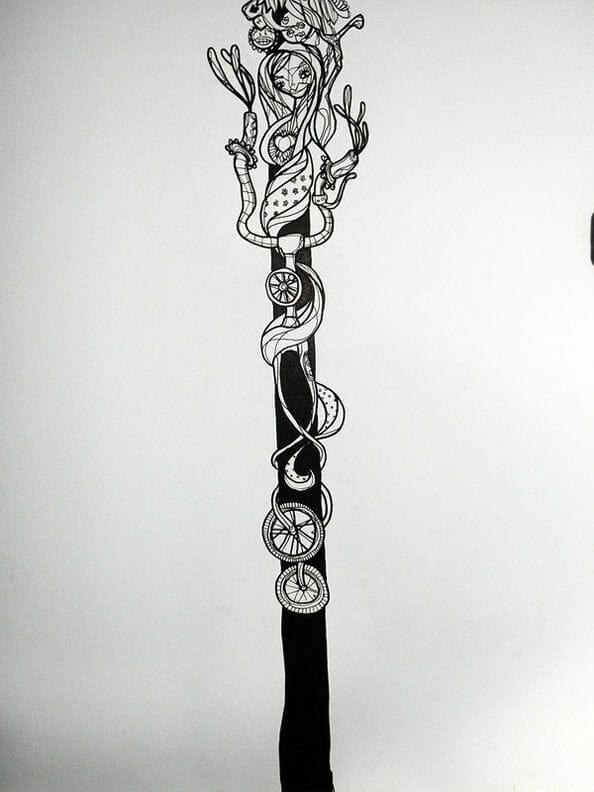 Kikayis : illustrateur 8