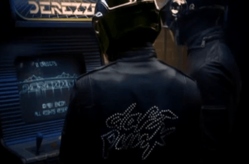 Daft Punk: Derezzed 8
