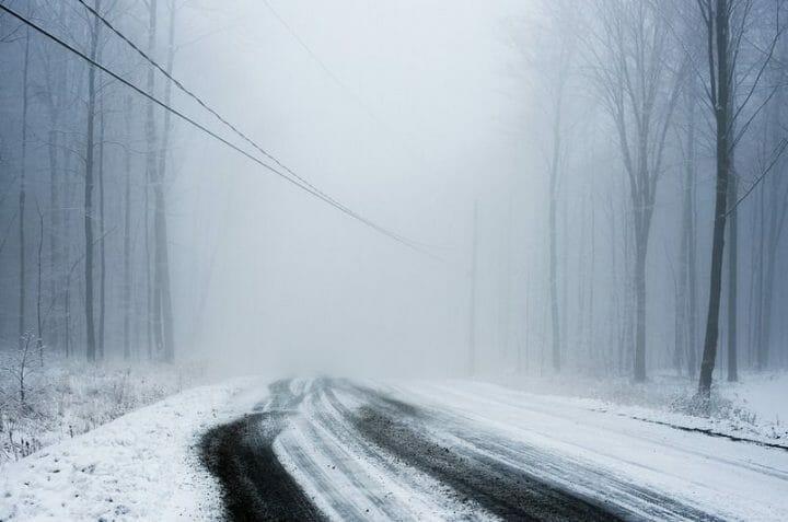 route hivers quebec