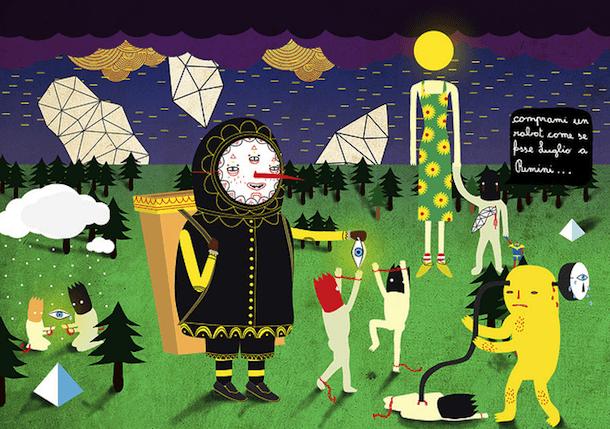 Tommaso Meli : Illustrateur 2