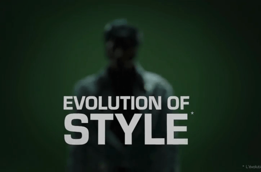 Evolution of style ! 20