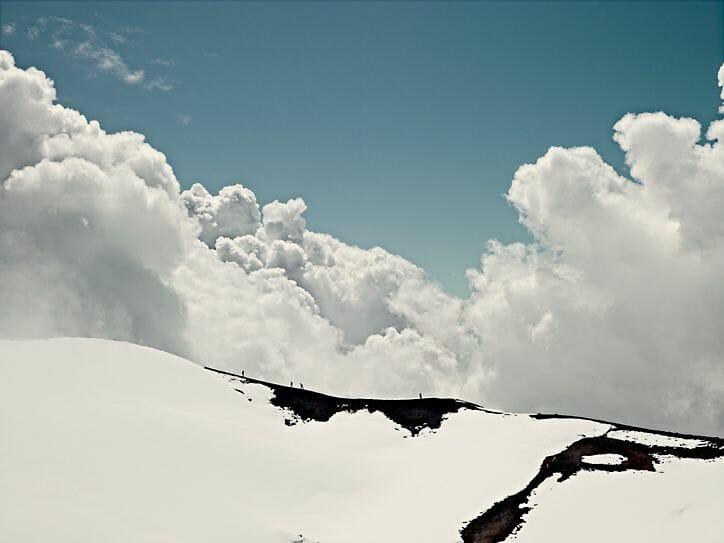 montagne et neige Bernd Edgar Wichmann