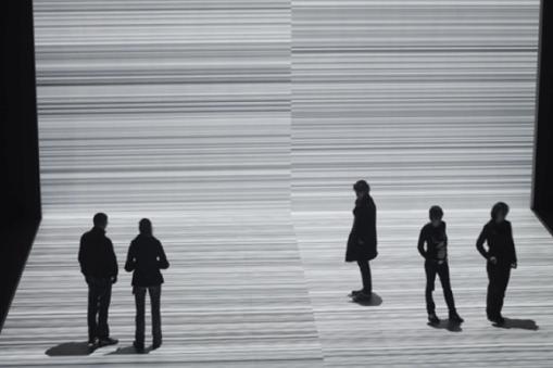 The transfinite - Ryoji Ikeda 20