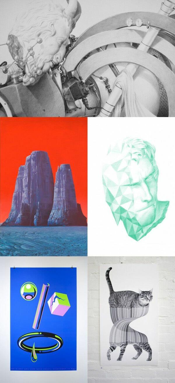 Jonathan Zawada : Graphic Designer 3