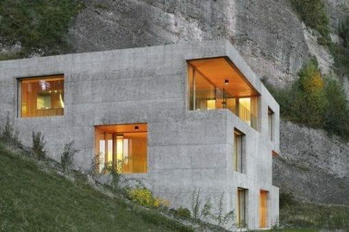 Maison à Vitznau par Lischer Partner Architekten 16