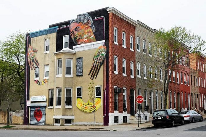 Open Walls Baltimore