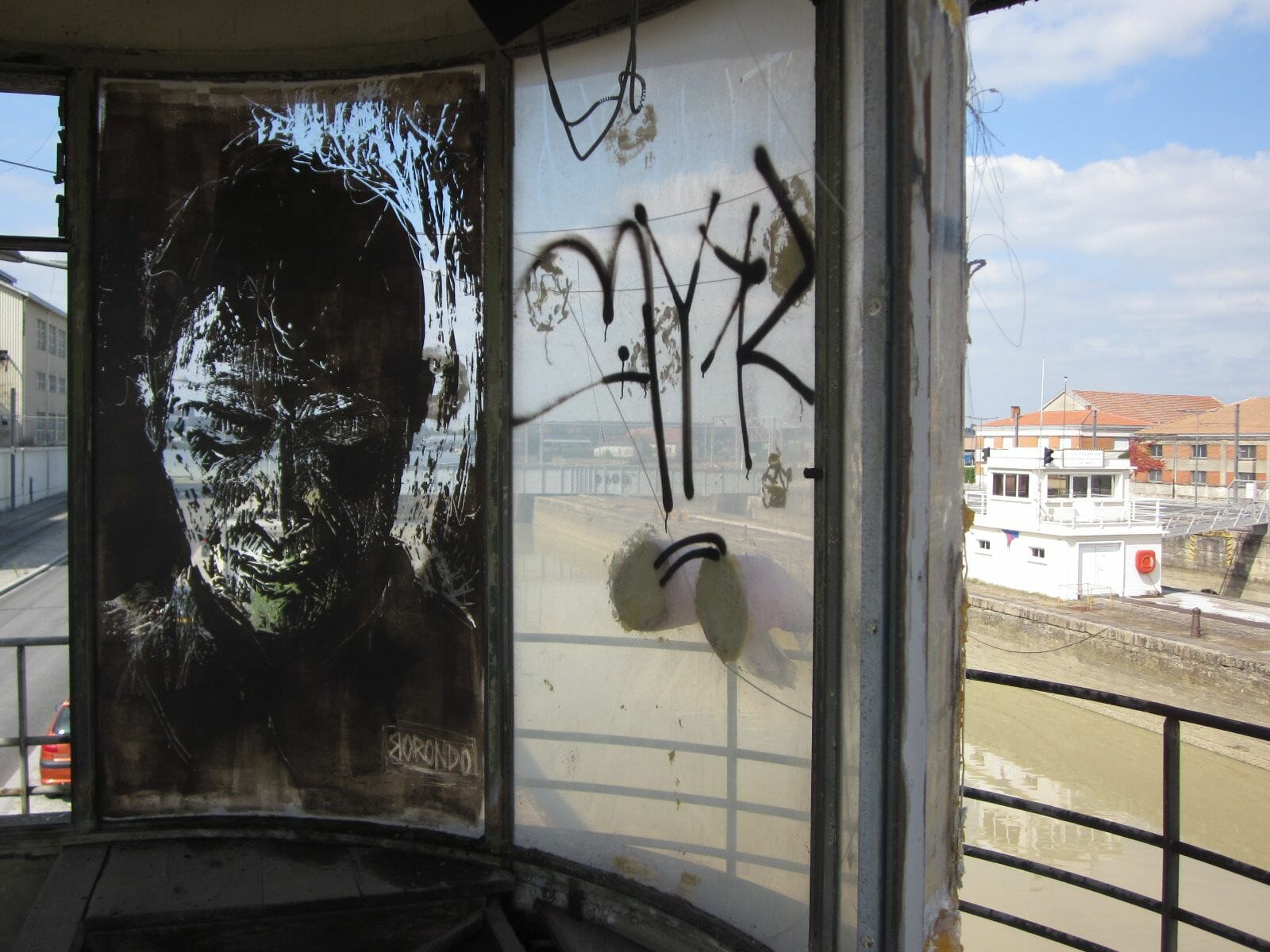 Borondo : Street artist 1