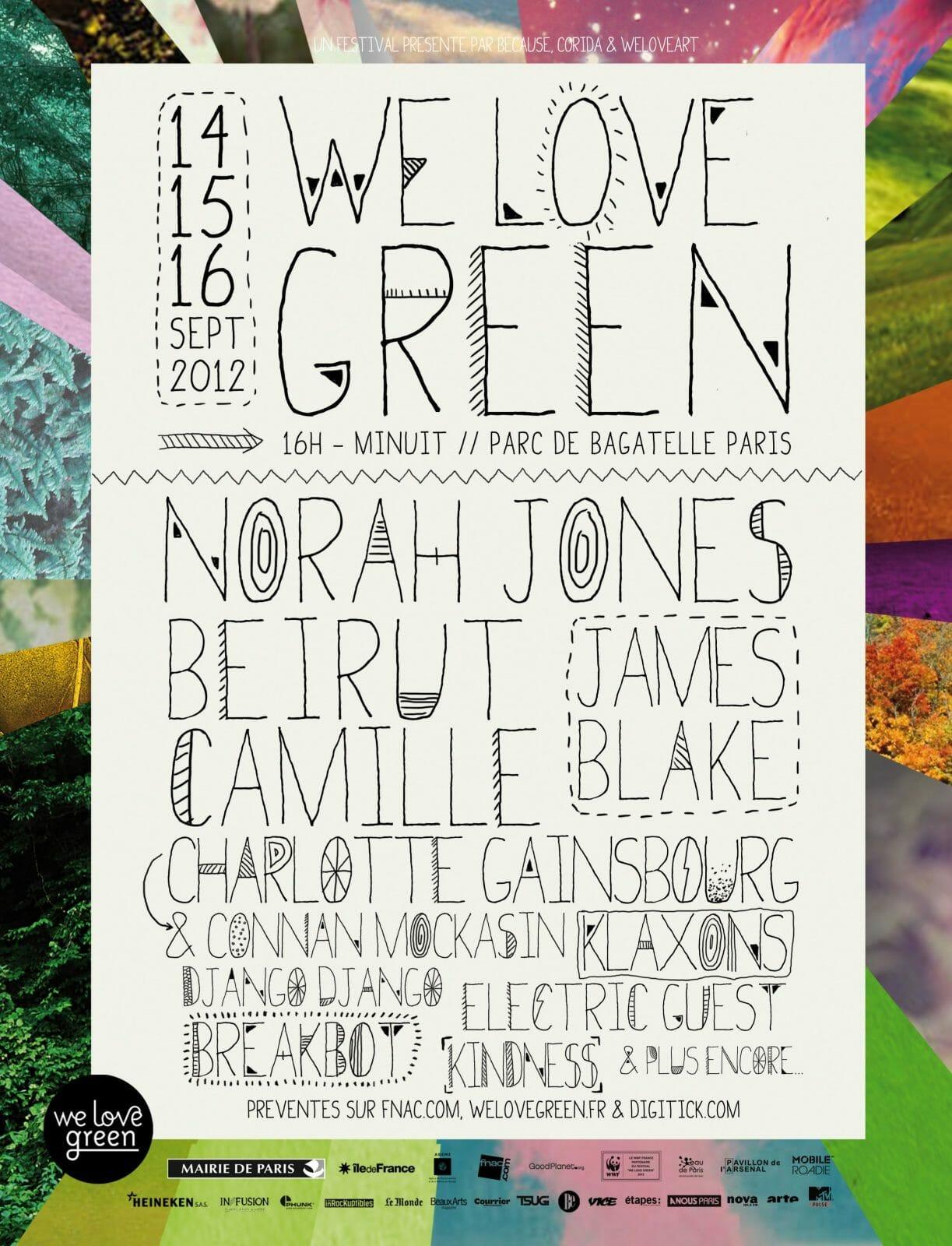 We Love Green Festival 2012 1