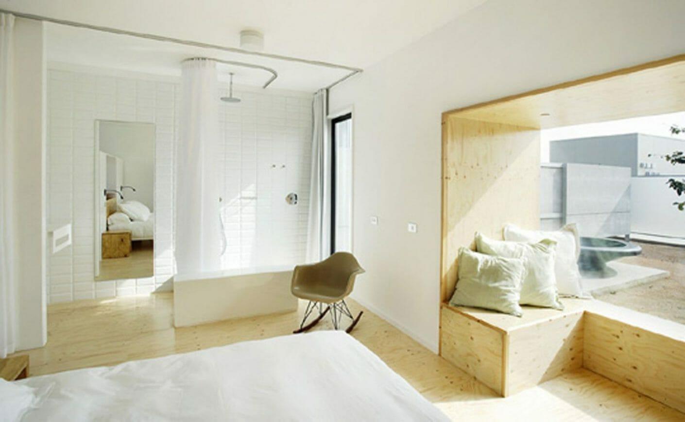 chambre Hôtel AIRE de Bardenas