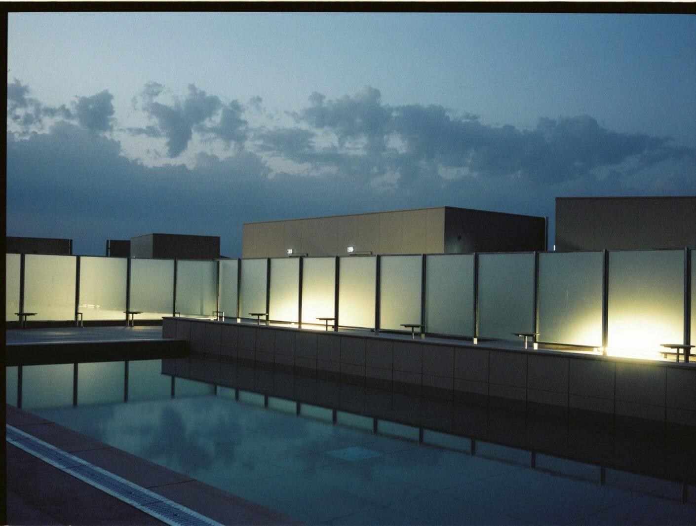 piscine de l'Hôtel AIRE de Bardenas