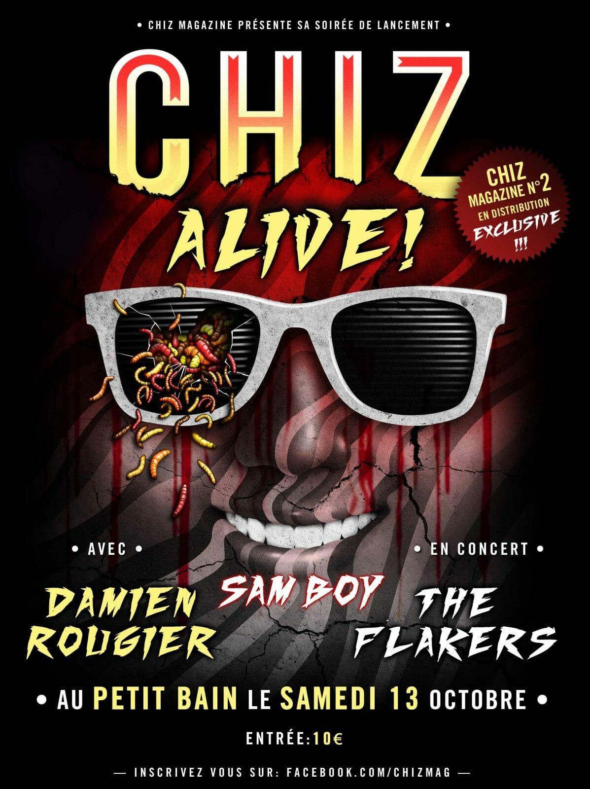 Chiz Alive ! 1