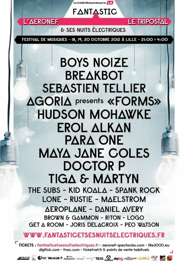Festival Fantastic (& Ses Nuits Électriques) ! 2