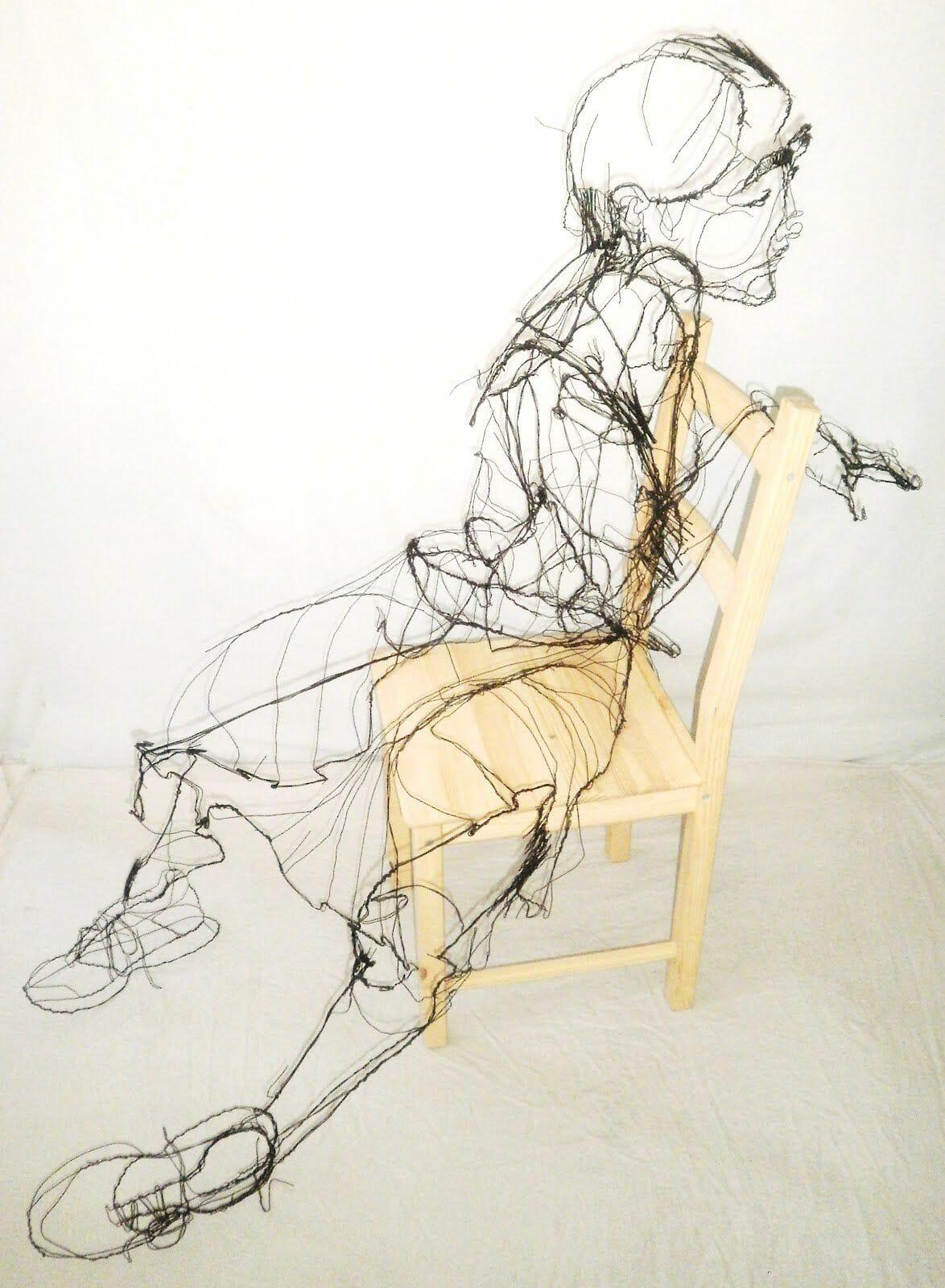 David Oliveira sculptures
