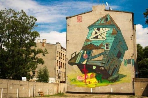 Przemek Blejzyk : Street Art 15