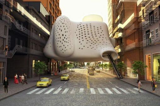 ZA Architects : Hotel in New York 2