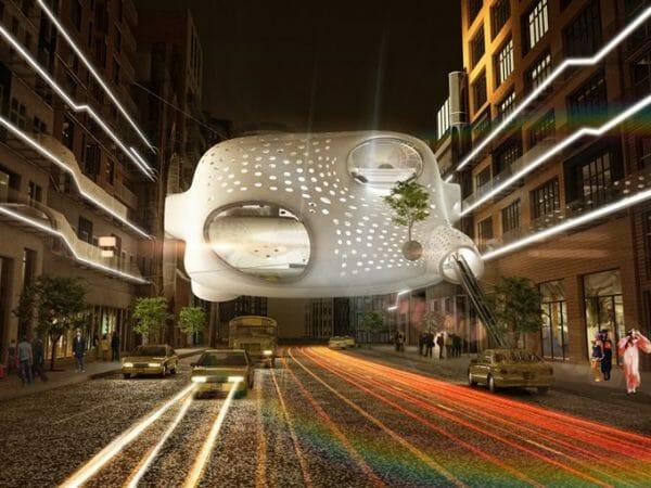 ZA Architects : Hotel in New York 8
