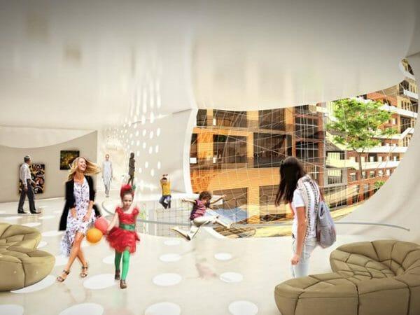 ZA Architects : Hotel in New York 9