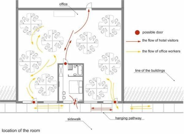 ZA Architects : Hotel in New York 13