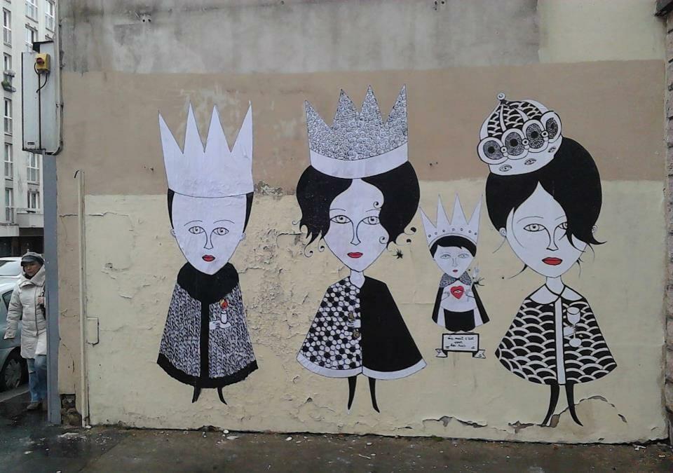 street art par Fred le Chevalier