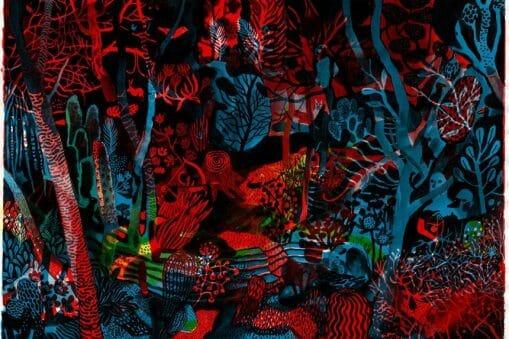 Les fresques spectrales de Brecht Evens 11