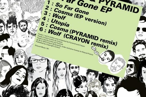 Le Crayon & Pyramid - So Far Gone EP 3