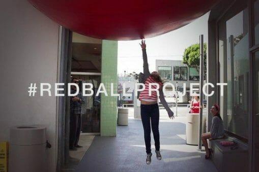 Redball, la boule rouge qui ne manque pas d'air 10