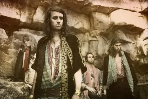 Crystal Fighters : Nouvel album CAVE RAVE 12