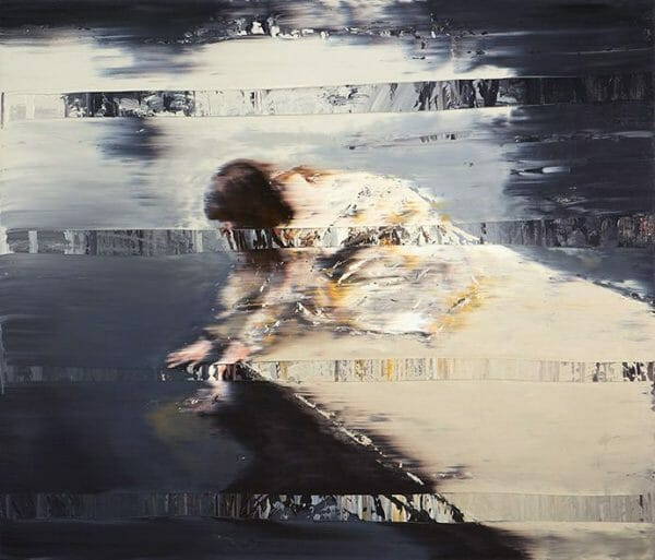 Touch, 2012 Oil on canvas 120 x 140 cm