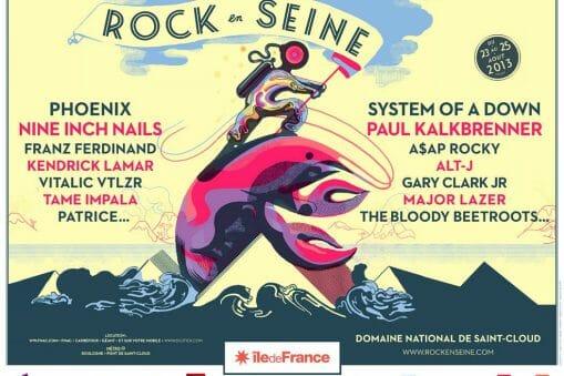Festival : Rock en Seine 3
