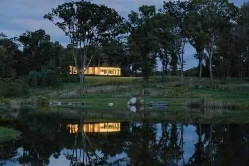 LM Guest House, la Farnsworth House du XXIème siècle ? 11