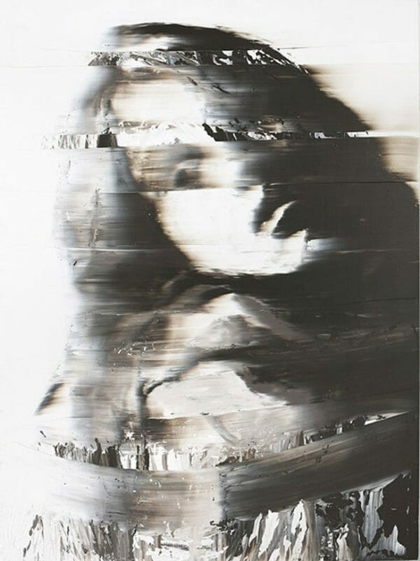 In Her Abscence I Created Her Image, 2009 Pigment Print Edition of 30 + 3 A.P. 77 x 57 cm