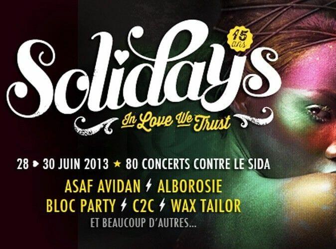 Solidays : In love we trust 1