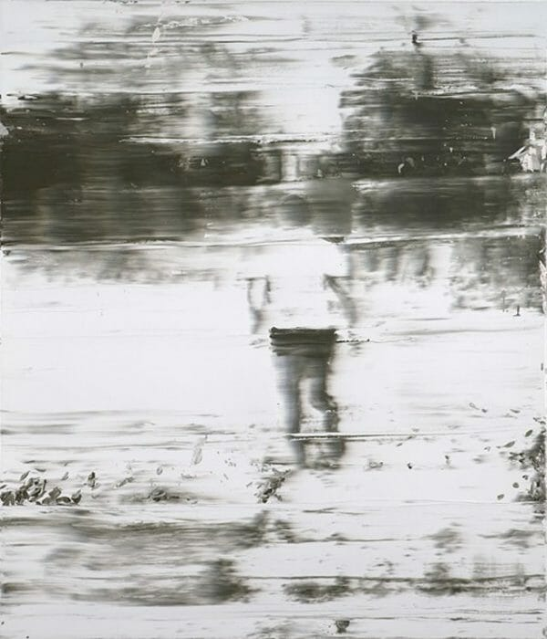 Returning Native, 2010 Oil on canvas 140 x 120 cm