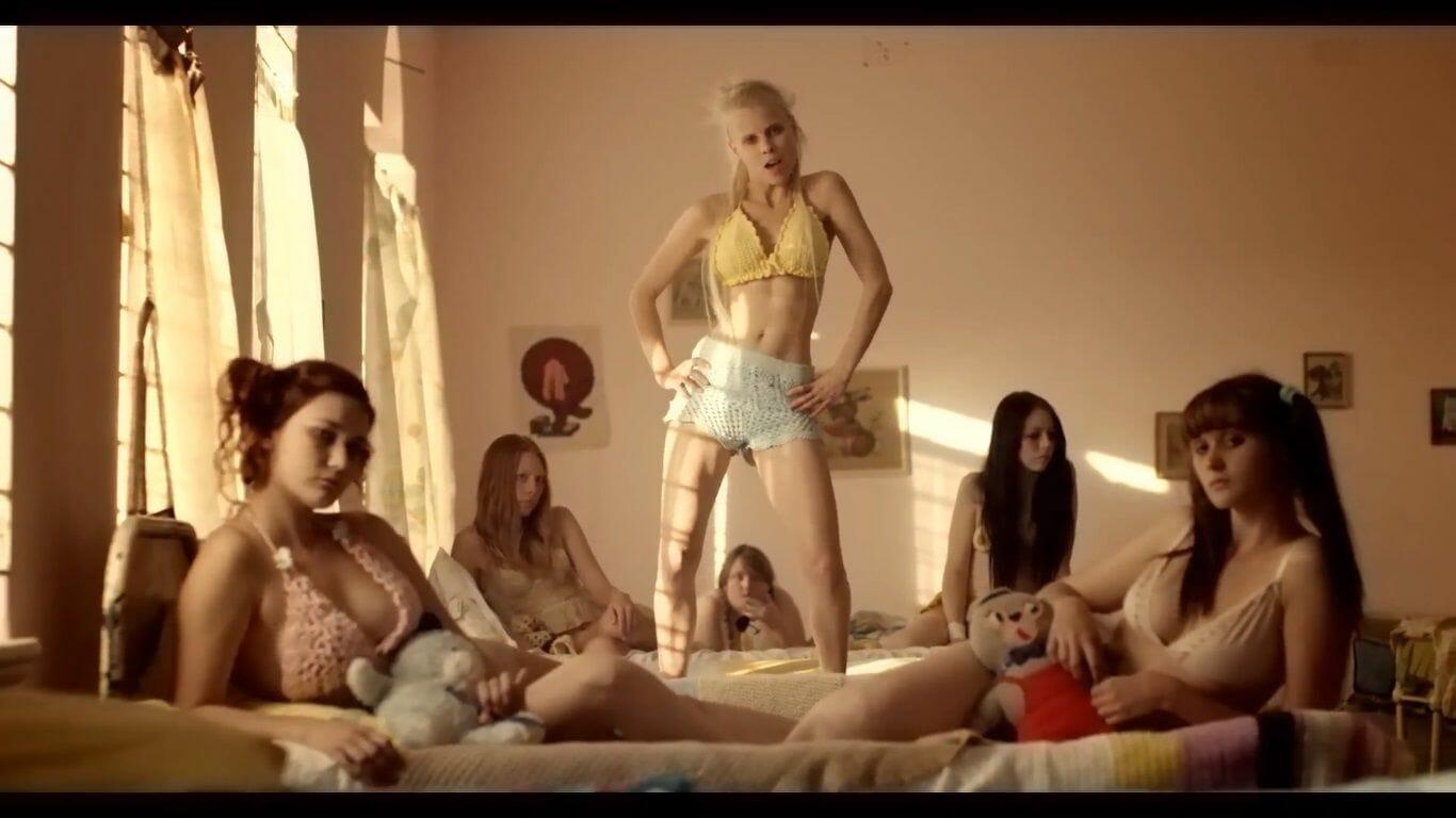 """Die Antwoord : """"Cookie Thumper"""" 1"""