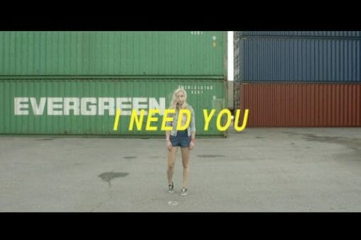 """Glass Figure ft. Stella Le Page : """"I Need You"""" 5"""
