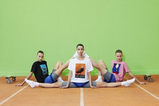 Kenzo x Toiletpaper / Do You Want To Be A Cheerleader ? 1