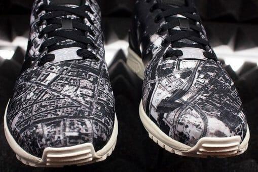 zx flux by adidas Originals