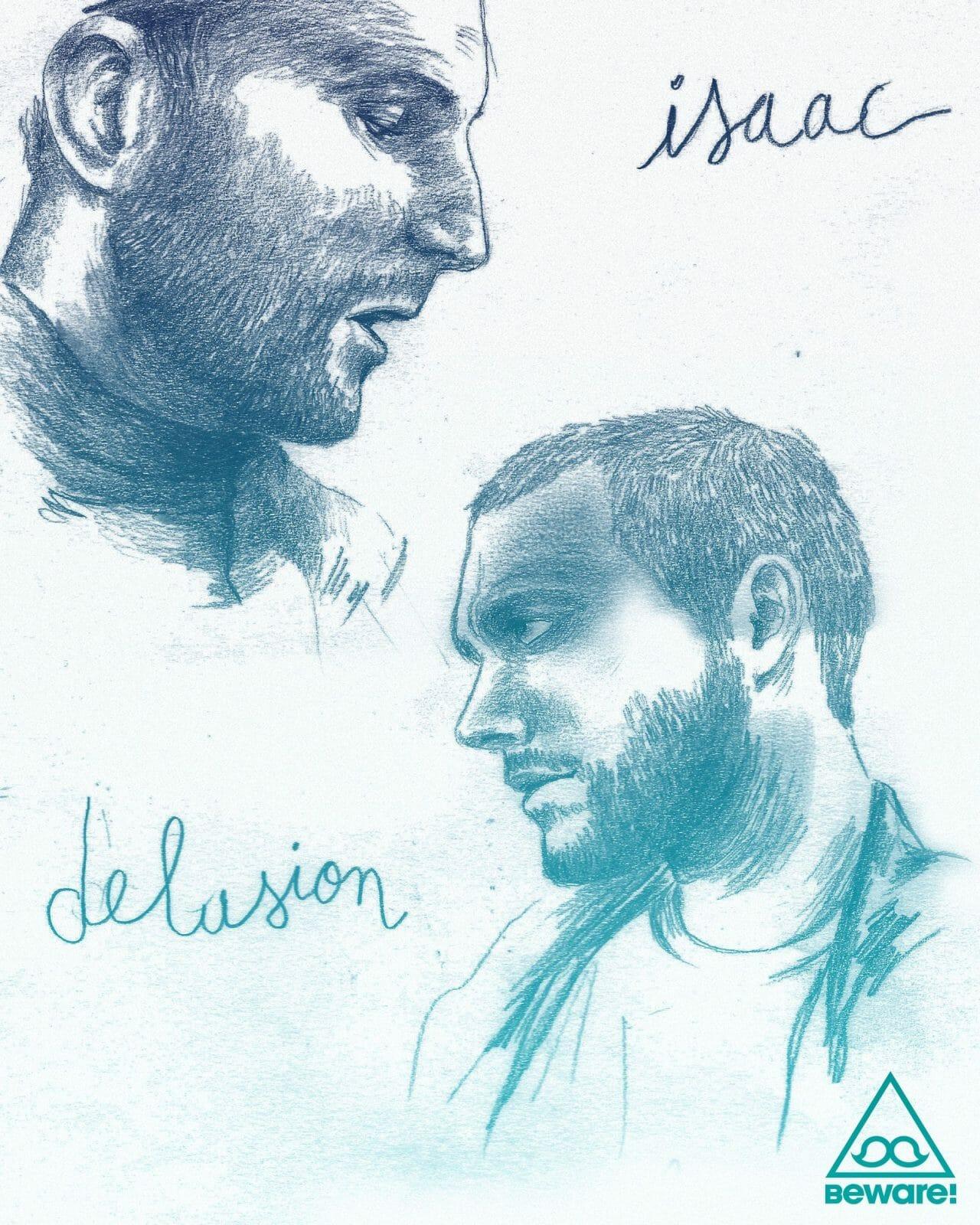 ISAAC DELUSION / Interview en exclu pour leur premier album ! 1