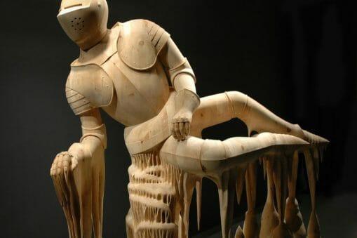 Morgan Herrin quand le bois rivalise avec le marbre 8