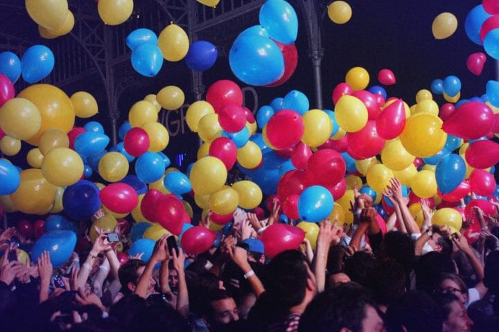 Ballons - Caribou I Can't Without You