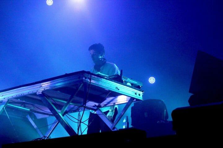 Jamie xx at Pitchfork