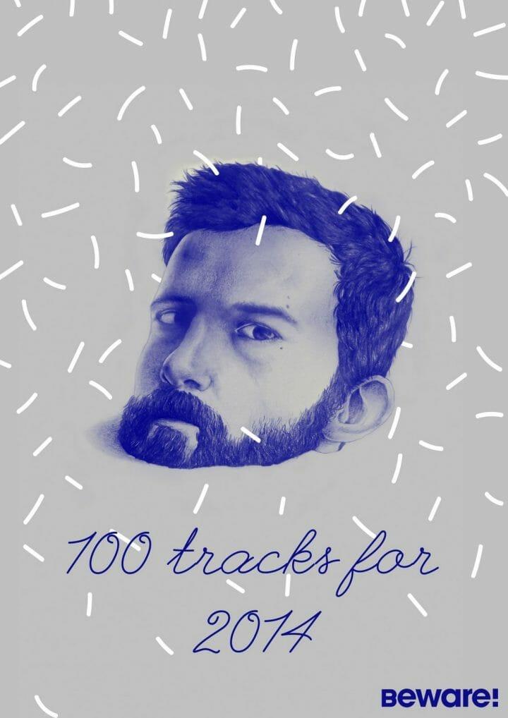 100 tracks for 2014