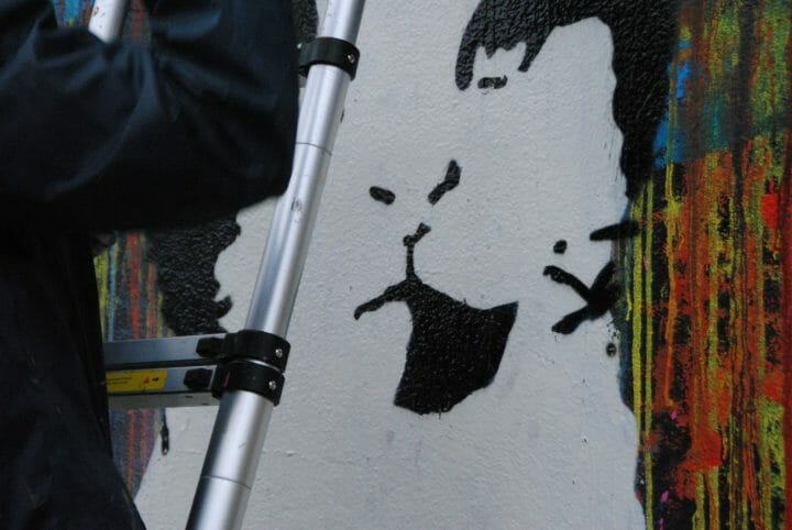 e Mur Saint Ouen x Wose 13