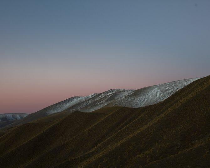 Distant, une série d'espaces apaisants par Jacob Howard 1