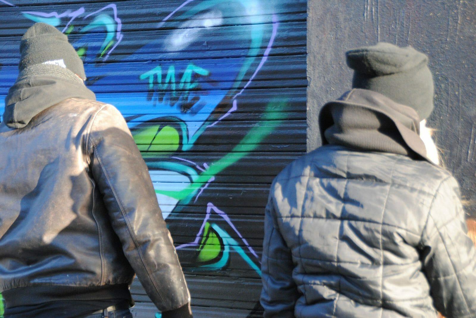 Kwim & Kraco x Le Mur Saint Ouen 1