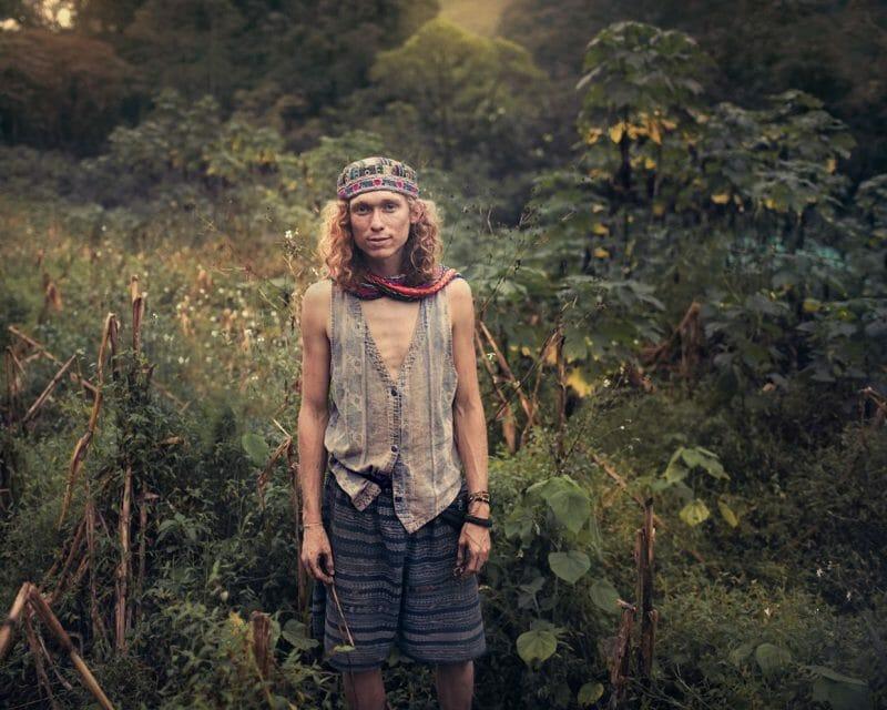 Un hippie