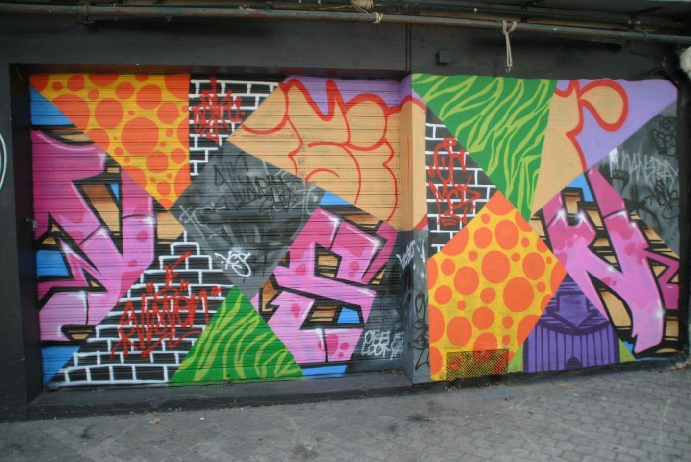 Le Mur Saint Ouen x Vision 20