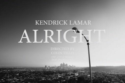 """Kendrick Lamar présente sa nouvelle vidéo """"Alright"""" 6"""